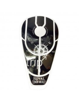Motopart Customized Enfield Bullet Full Big Tank Pad Tank Sticker Protector Pad For Royal Enfield