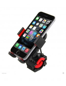 Mobile Holder Single Clamp for Other Surfaces - Black