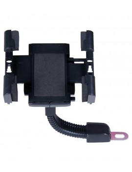 Black Bike Mobile Holder
