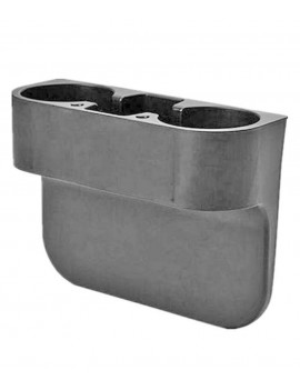 Cup & Can Holder for Front Seat Side Black