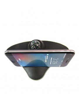 Black Mobile Holder Gps Holder With Compass