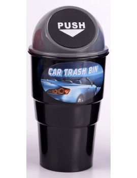 Car Home Office Mini Trash / Garbage / Dust Bin