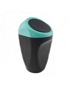 3R Original Car accessories door trash Mini Portable Car garbage can Auto Trash Garbage Rubbish Can Bin Dust Box Holder