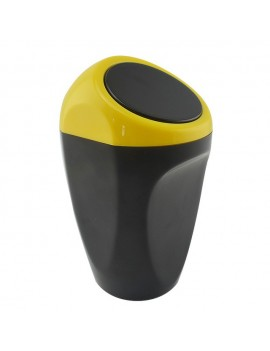 Original Car accessories door trash Mini Portable Car garbage can Auto Trash Garbage Rubbish Can Bin Dust Box Holder