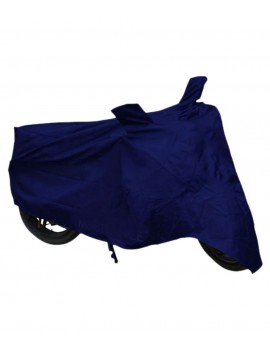 Waterproof Body Cover Motopart Premium Quality Bike Body Cover Blue for Bike