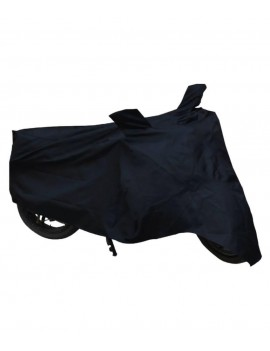 Waterproof Body Cover Motopart Premium Quality Bike Body Cover Black for Bike