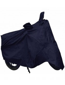 Waterproof Body Cover Motopart Red & Black Bike Body Cover