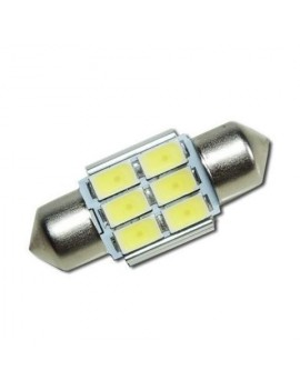 Motopart 6 LED Roof Light