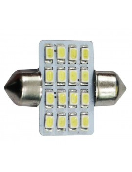 Motopart 16 SMD LED Roof...