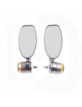 Motopart Handle Bar Mirror...