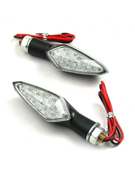 Motopart Waterproof 2x16LED...