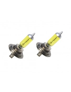 2PCS 12V Yellow H7 (12v...