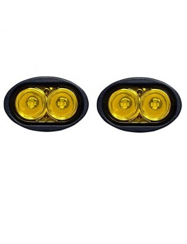 Bike Fog light Cree 2 LED...