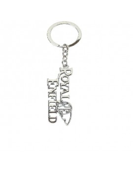 Royal Enfield Metal Key chain