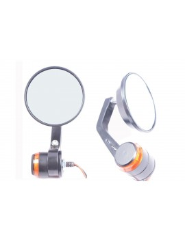 Handle Bar Mirror with LED...