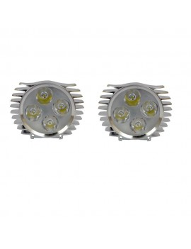 Fog Light 4 Led Super...