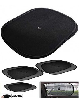 Car Window Sunshade Black -...