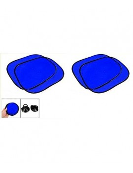 Car Window Sunshade Blue -...