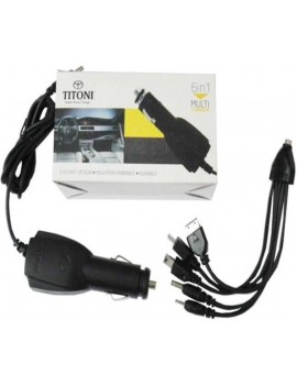 TITONI 6 in 1 Multi port...