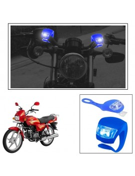 2+2 Led Blue Bike Light...