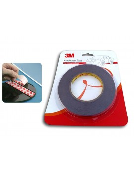 Original 3M Double Sided Attachment Tape-1 Roll Of 12mm X 10Mtr