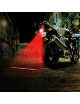 Motorcycle Laser Fog Light...