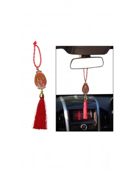 Gfaith Car Hanging God Idol...