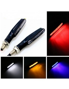 2 Pairs 12 LED Motorcycle...