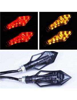 2pcs LED Motorcycle Tail...